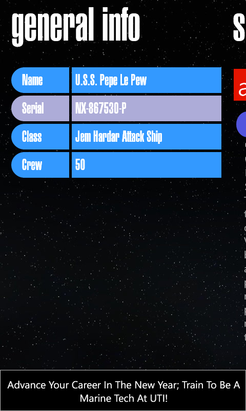 STO Profile Viewer